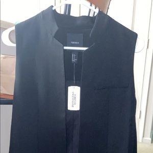 Long jacket no bottons